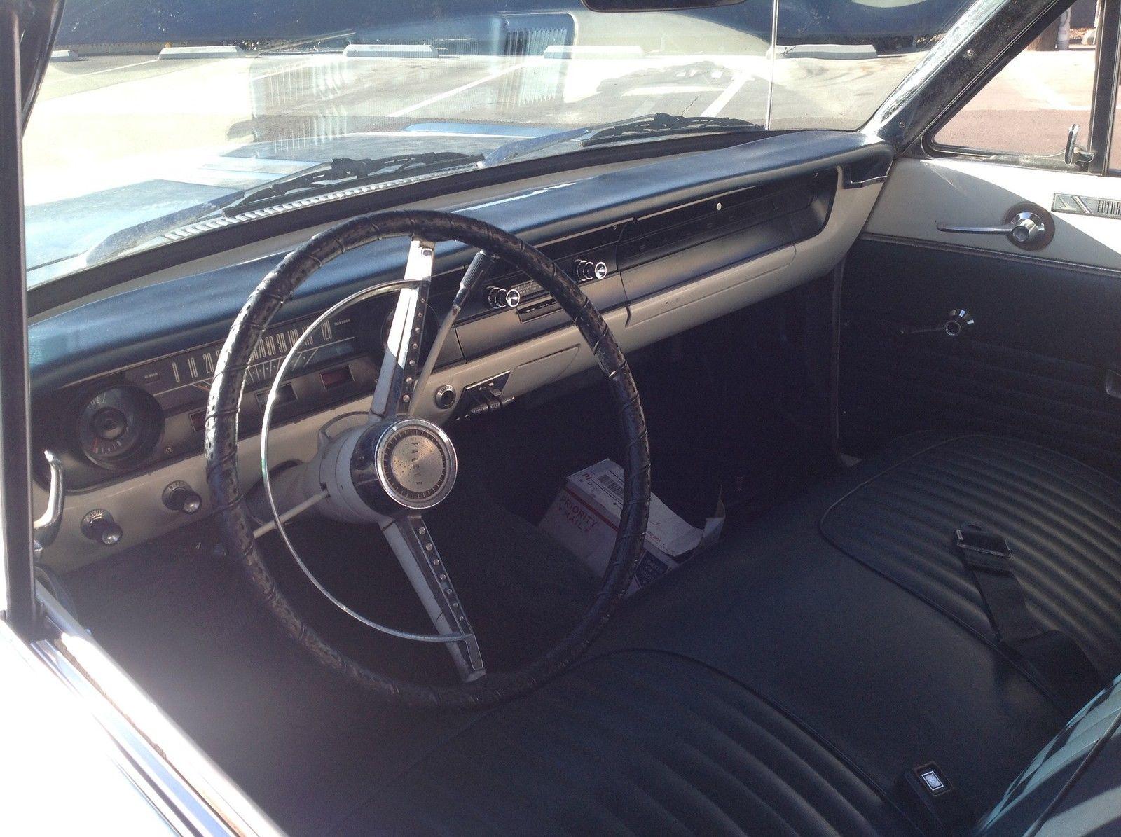 1964 Ford Falcon Futura V8 Convertible No Reserve