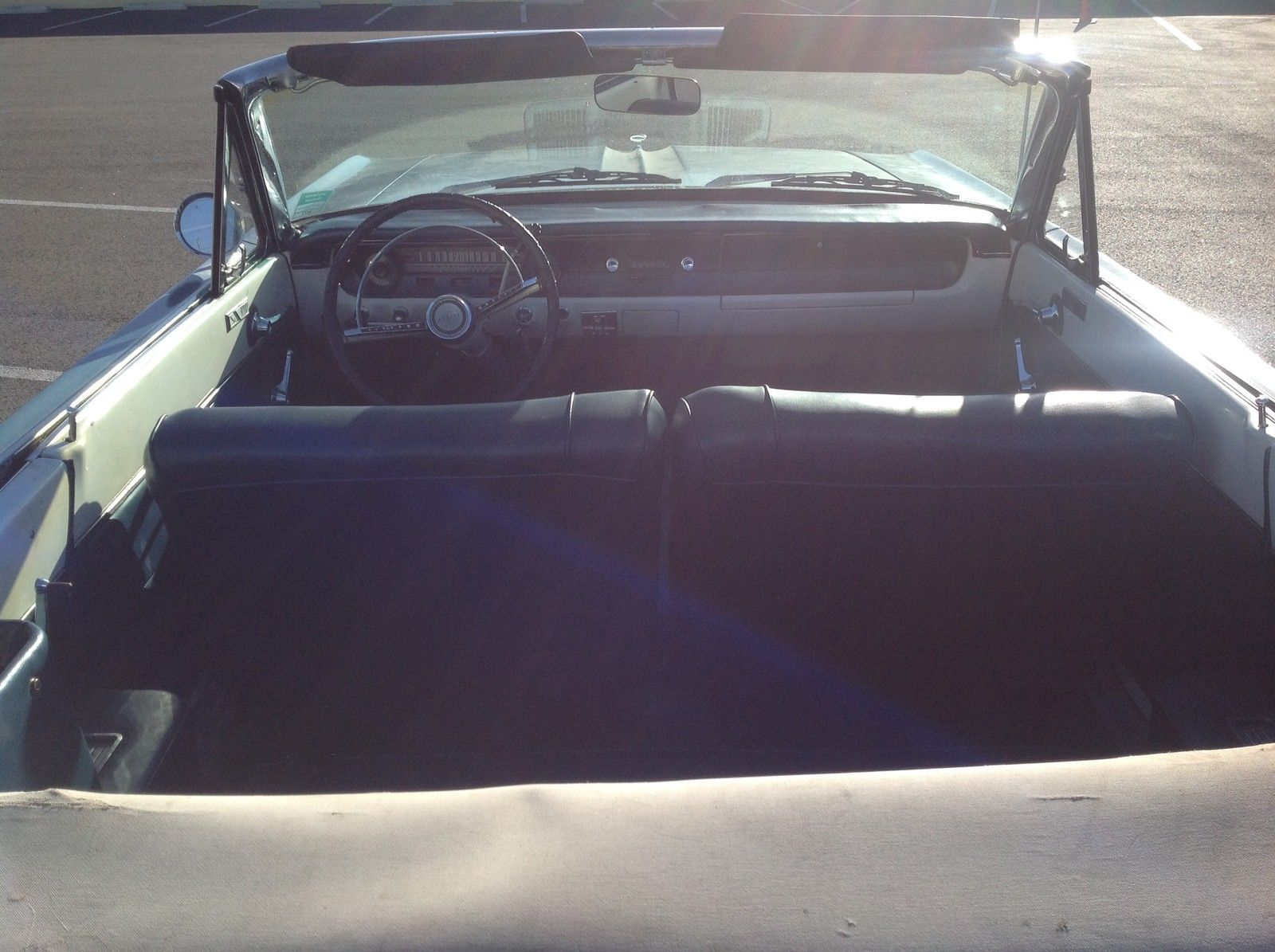 1964 Ford Falcon Futura V8 Convertible No Reserve
