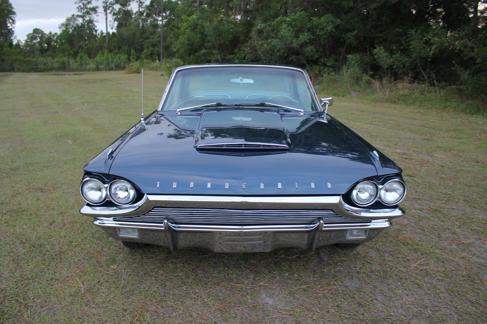 1964 Ford Thunderbird Base Hardtop 2