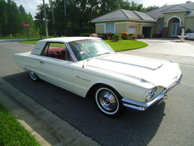 1964 Ford Thunderbird Gorgeous Car Beautiful Stock