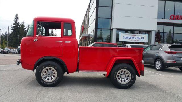 1964 Jeep Fc150 Complete Restoration
