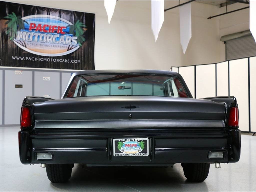 1964 Lincoln Continental Automatic 4 Door Sedan Custom