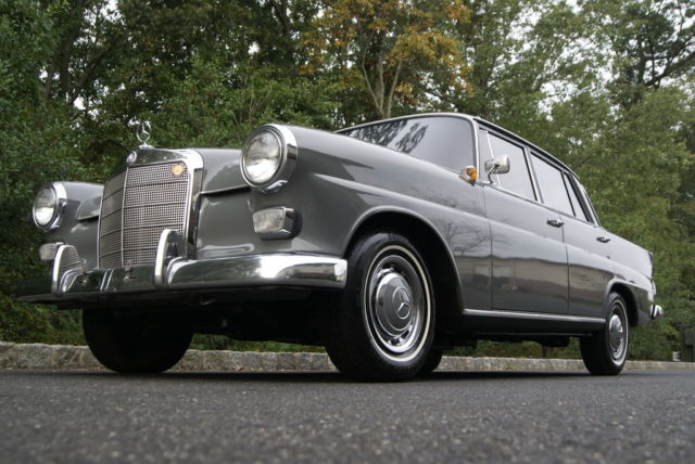 1964 Mercedes Benz 190d Heckflosse W110 Exceptional Example