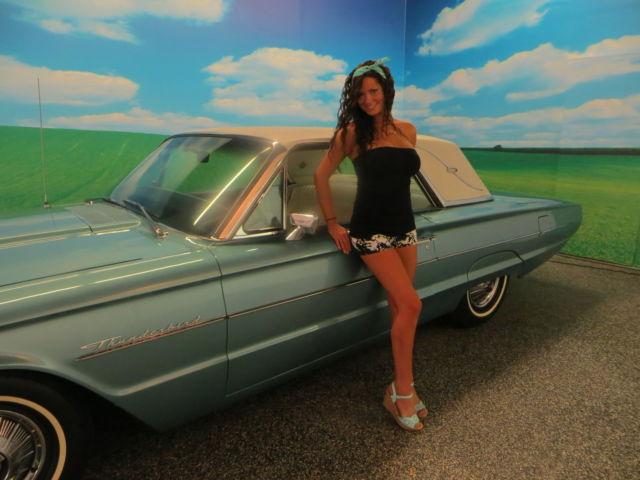 Nashville Used Cars >> 1964 THUNDERBIRD LANDAU 390, AUTOMATIC,COUPE HARDTOP 57 ...