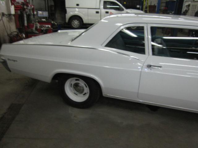 1965 Chevrolet Biscayne 2 Door Post 454 4 Speed For Sale