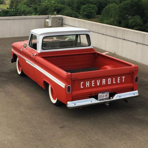 1965 Chevy Truck For Sale In Texas >> **1965 Chevrolet C10 Short Bed Big Window Fleetside Custom Cab Pickup Truck**