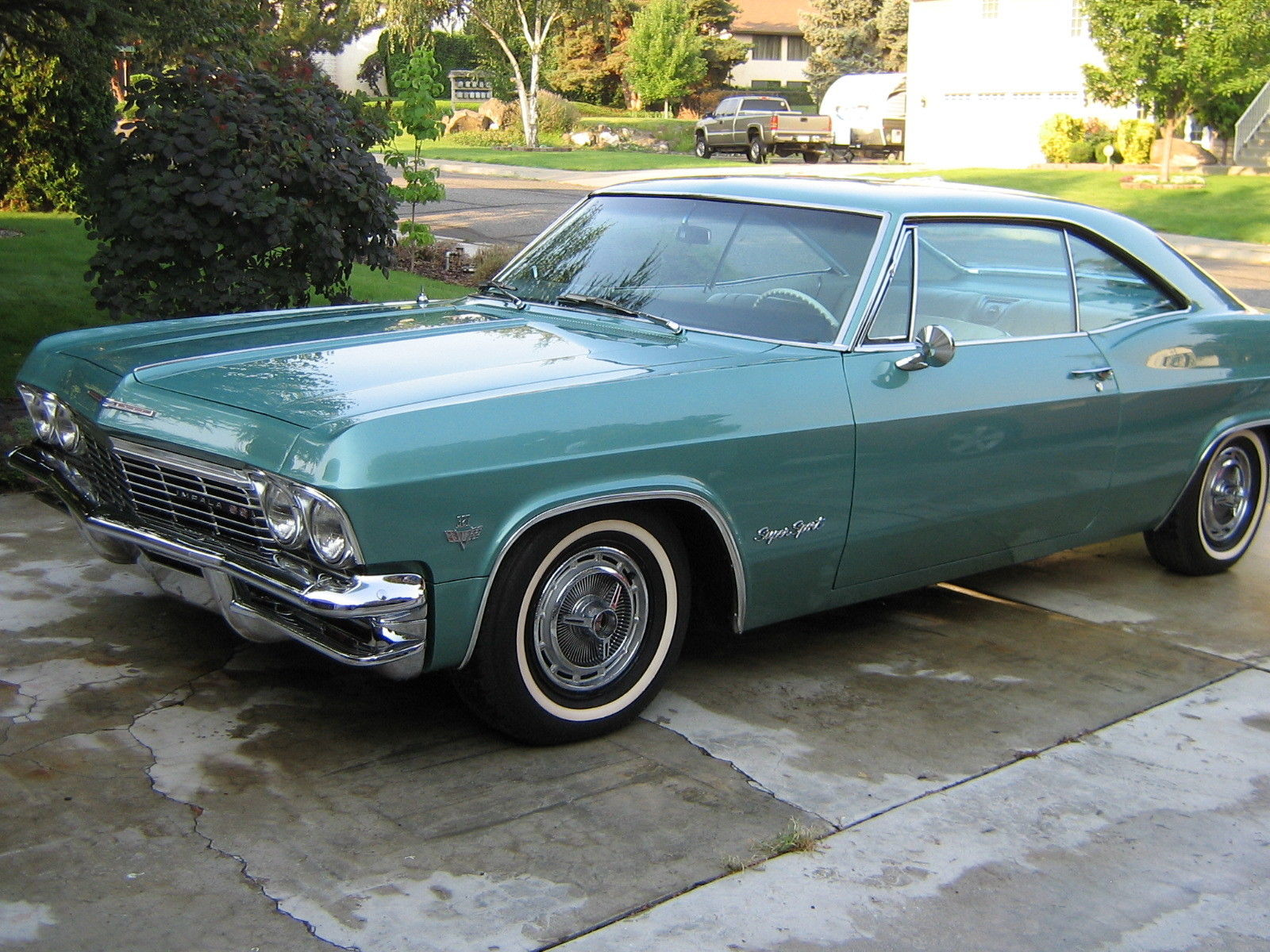 1965 chevy impala ss matching s factory 4 speed low miles very orignal. Black Bedroom Furniture Sets. Home Design Ideas