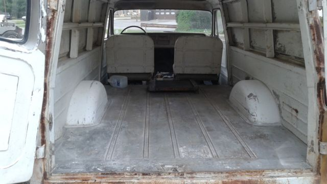 Classic Chevy Mentor >> 1965 Chevy panel truck,suburban, patina,straight 6,3 on ...