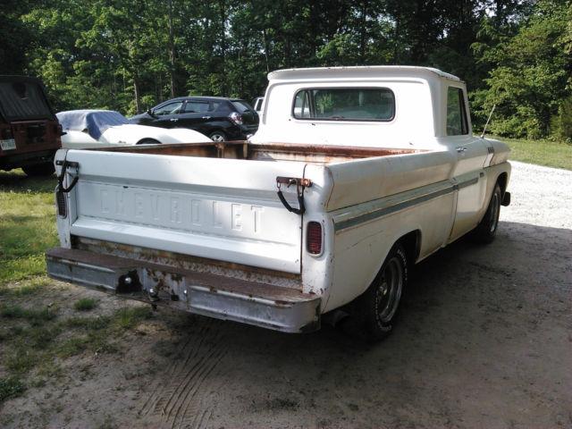 1965 Chevy Pickup Truck C10 Short Wheel Base
