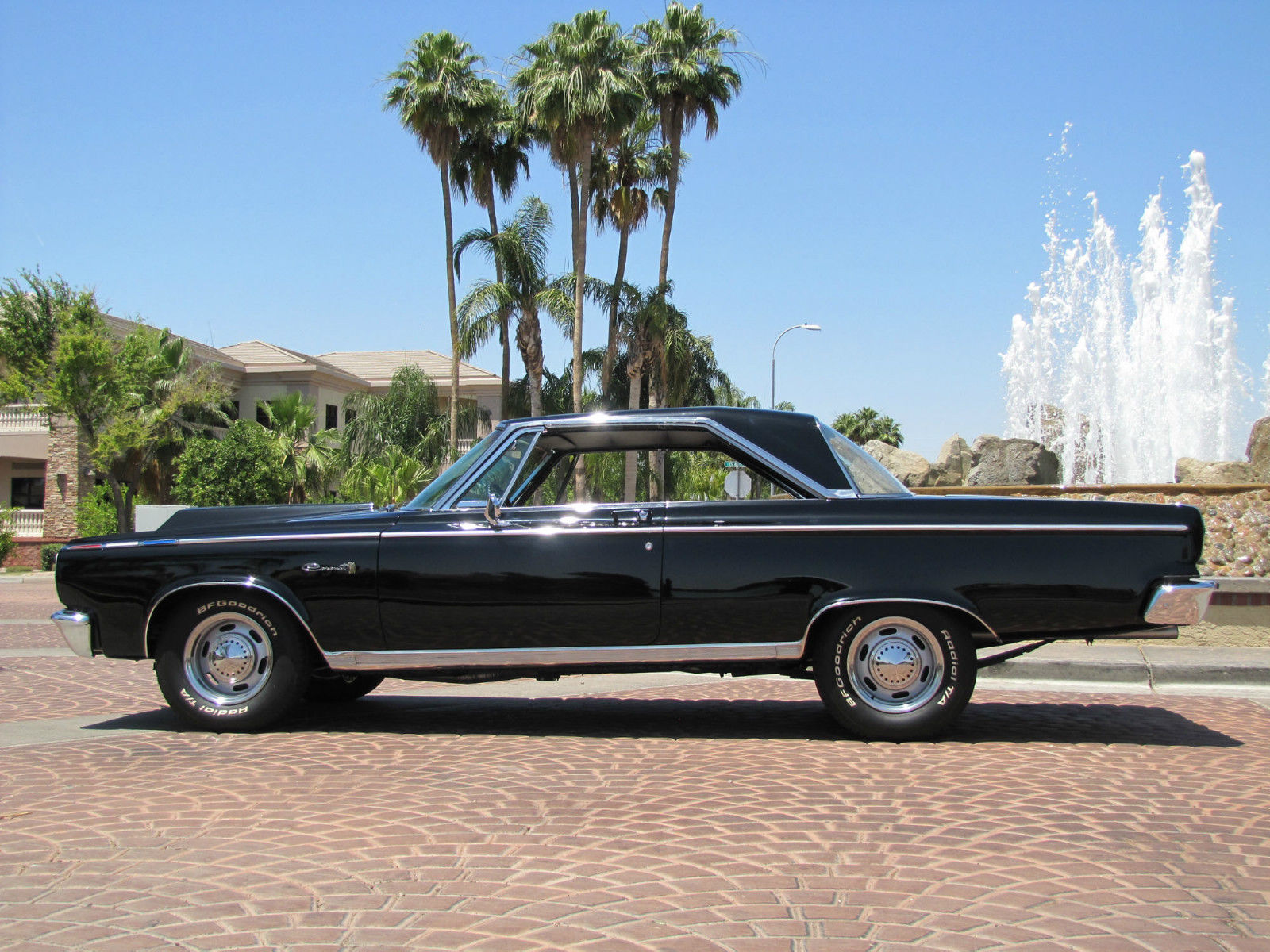1965 Dodge Coronet 500 Two Door Coupe Max Wedge 426 Ci Dual 4 Bbl Cross Ram 4 Sd