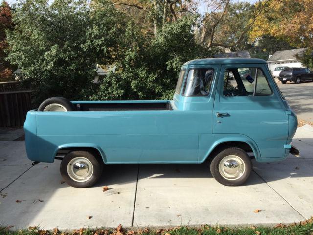Rhino Lined Truck >> 1965 ford econoline E-100 pickup