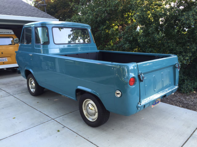 Ford Econoline E Pickup