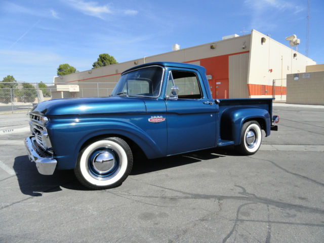Las Vegas Used Cars >> 1965 Ford F100 Flare side short bed Very Solid