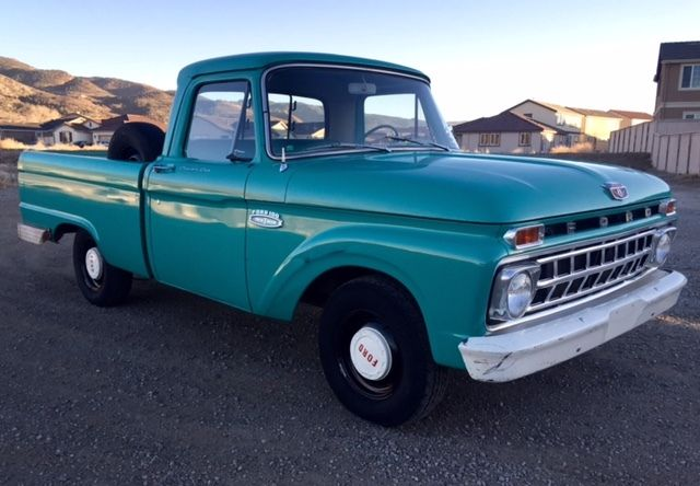 1965 Ford F100 SWB – Survivor! Totally original and ...