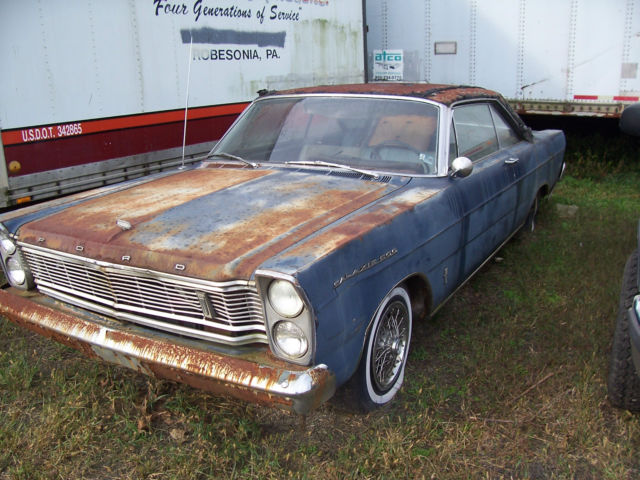 1965 ford galaxie 500 for sale in mechanicsburg pennsylvania united. Cars Review. Best American Auto & Cars Review