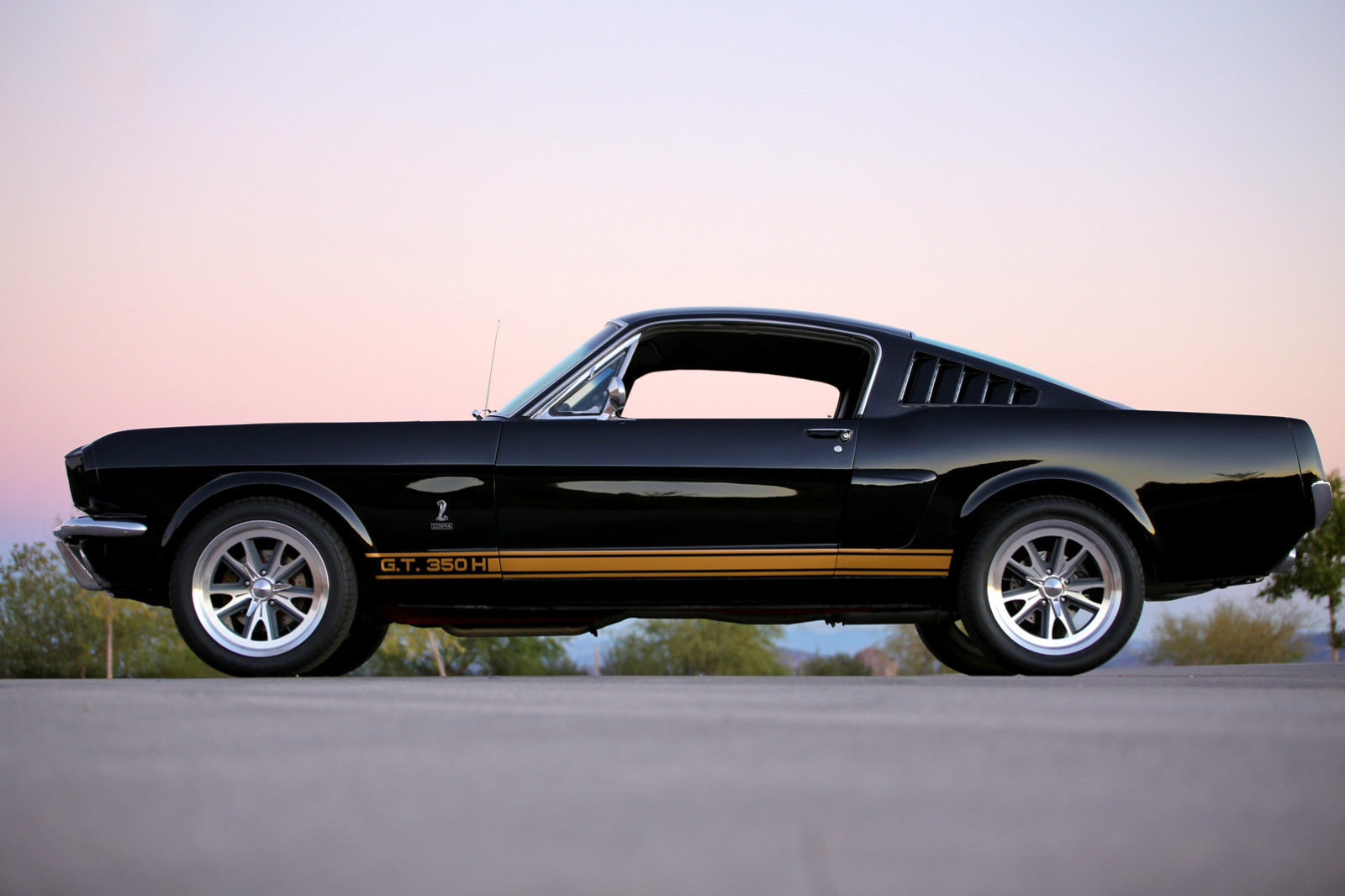 Ford Mustang Gt H Shelby Hertz Tribute Fastback A Code Spd W Disc Brk on 1965 Ford Mustang Vin Number Location