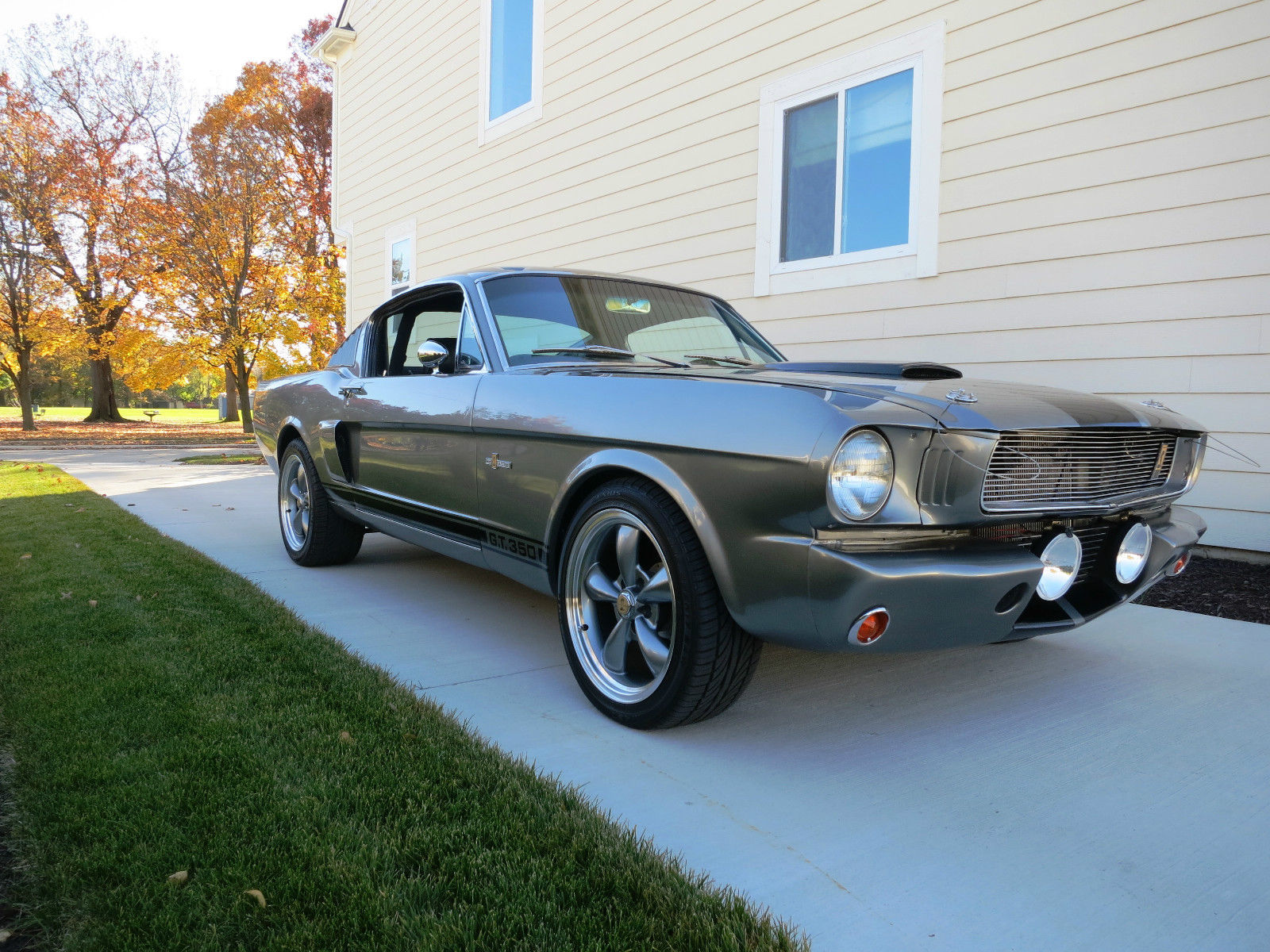 1965 Ford Mustang Shelby Gt 350 Tribute Restomod Pro