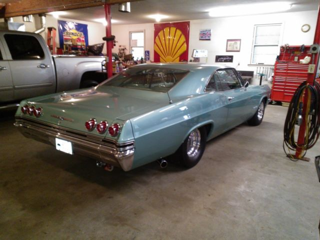 Used Chevy Colorado For Sale >> 1965 Impala SS 2 door hard top coupe pro street big block 4 speed