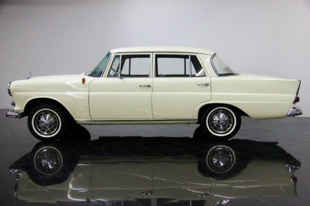 1965 mercedes benz 190d 4 door sedan for Mercedes benz 190d for sale