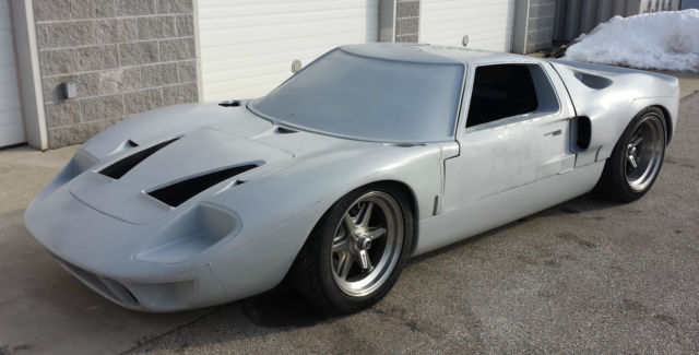 1965 mki ford gt40 replica build project. Black Bedroom Furniture Sets. Home Design Ideas