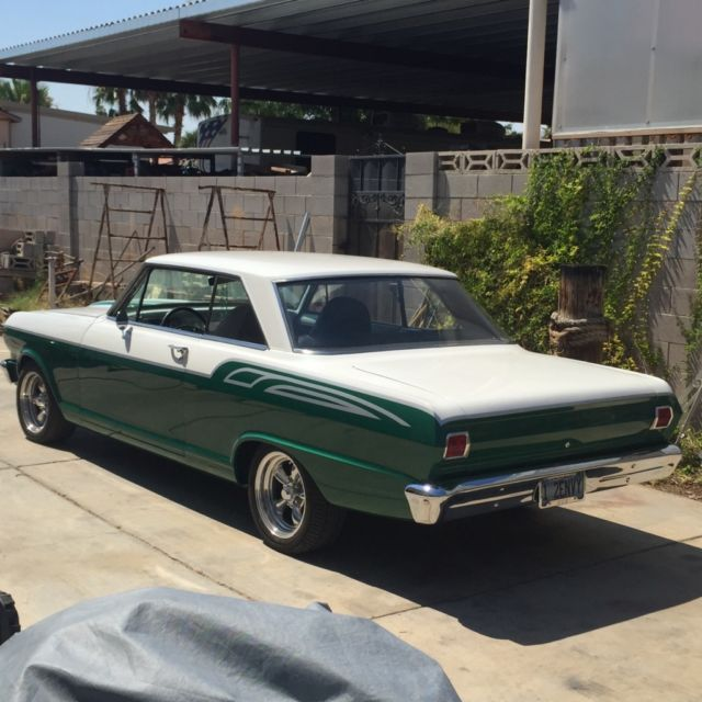 1965 Nova Chevy II Street Rod Hot Rod Muscle Car Pro