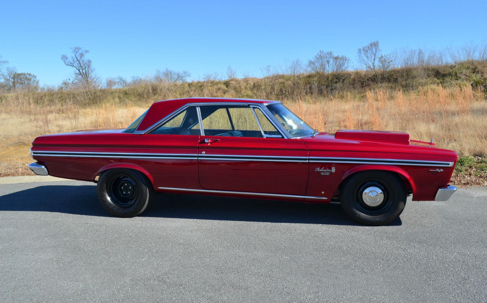 1965 Plymouth Belvedere  426 Hemi