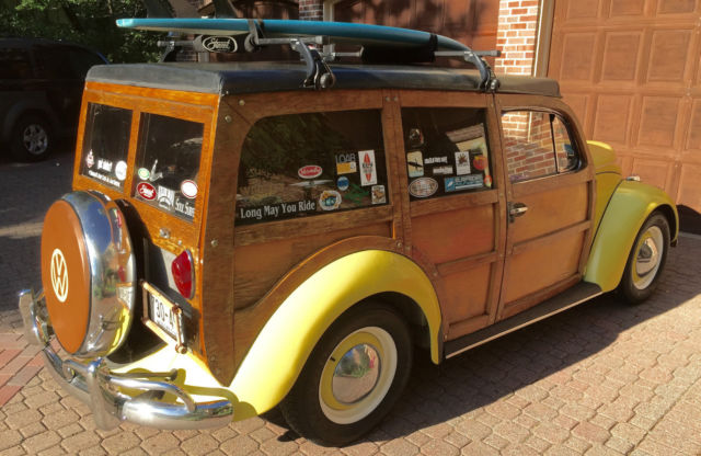 Vw Beetle Wagon