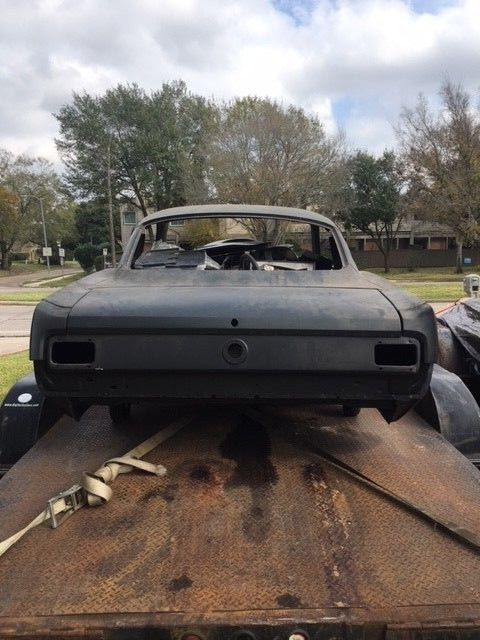 Mustang For Sale Houston >> 1966 65 ford mustang fastback Full Eleanor kit so many new ...