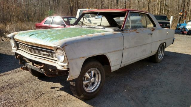 1966 66 chevy gm chevy ii nova project car. Black Bedroom Furniture Sets. Home Design Ideas