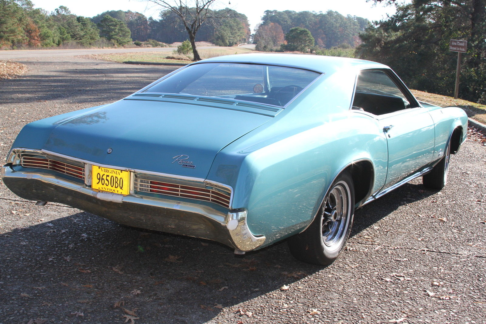 1966 buick riviera, low reserve, great driving classic