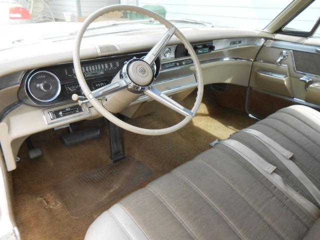 1966 Cadillac Calais 2 Door Hardtop Mint Interior 1 Owner Original