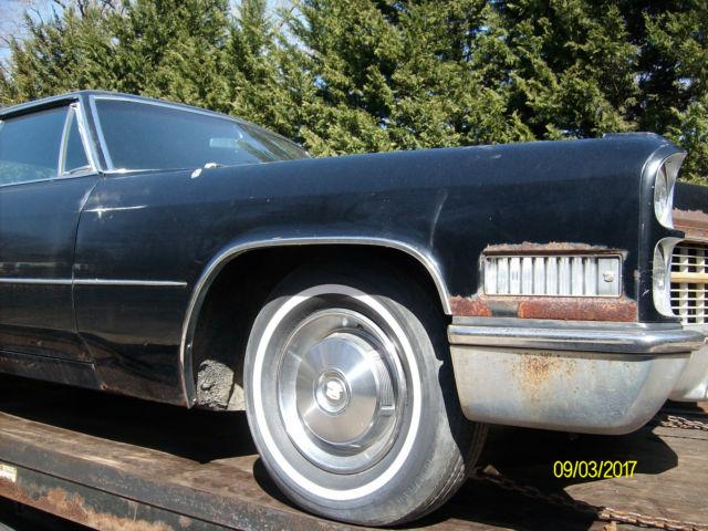 1966 Cadillac Calais 4dr