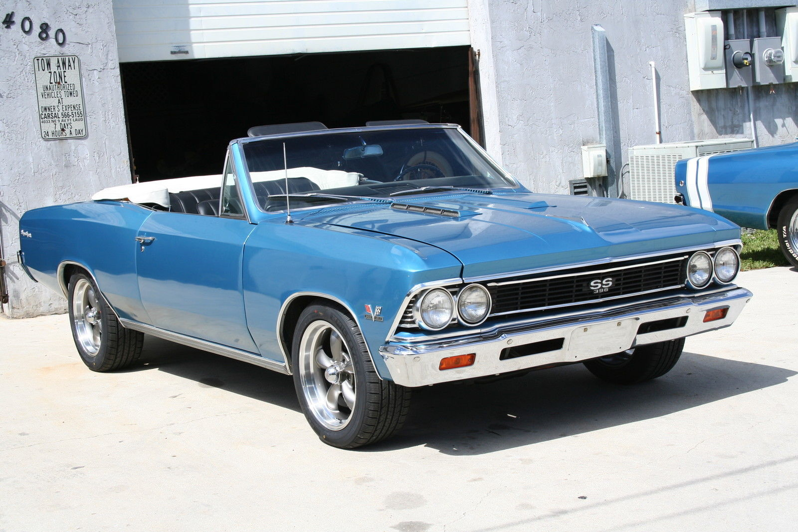 1966 chevelle convertible ss recreation 396ci automatic - Convertible center ...