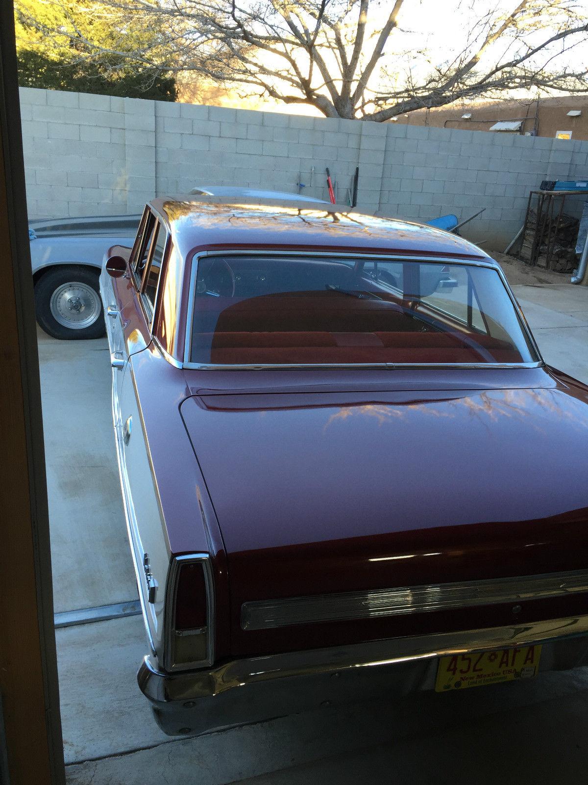 1966 Chevrolet Chevy Ii Nova Sedan 4 Door 38l