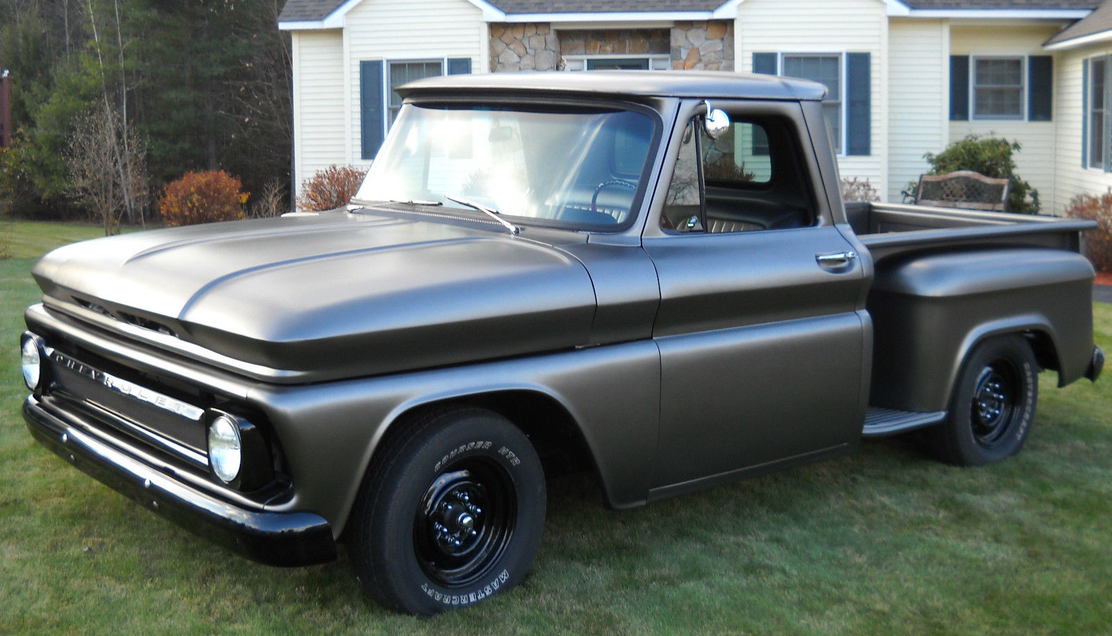 1966 Chevy C10 Built by Krazy Kustoms