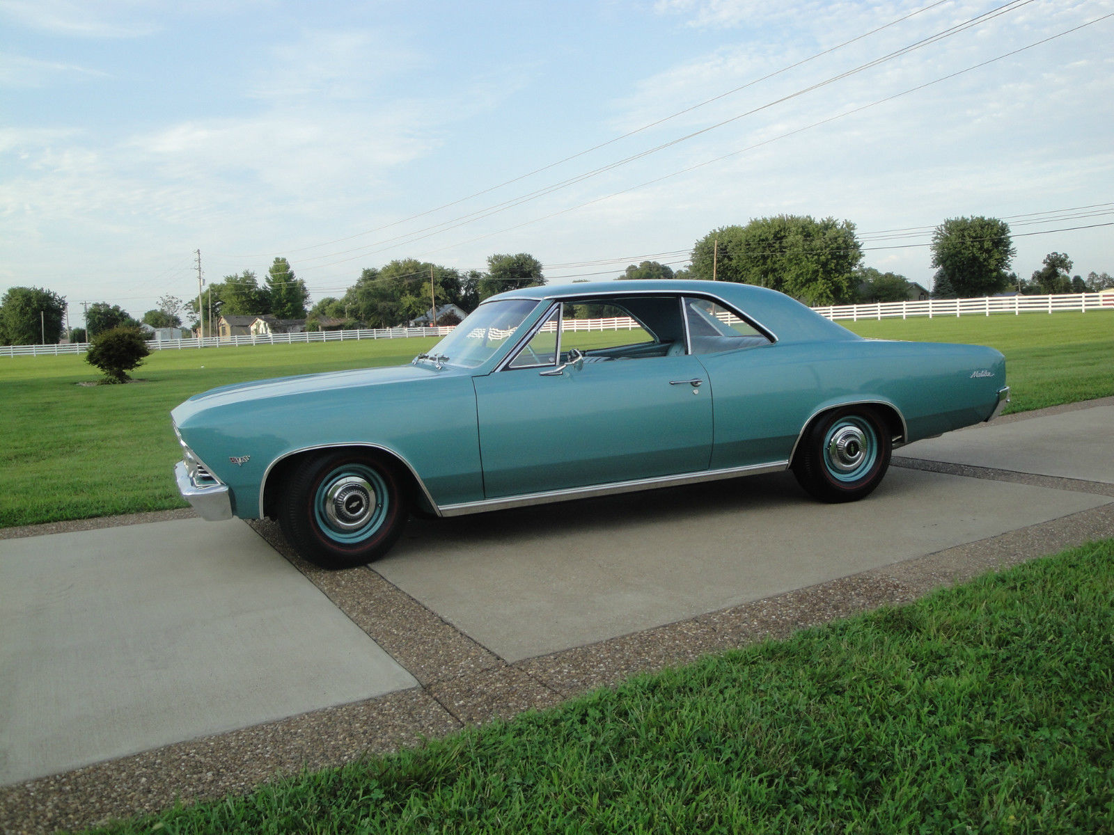 1966 Chevy Chevelle Build Sheet Loaded With Paper Work Like New Custom C10