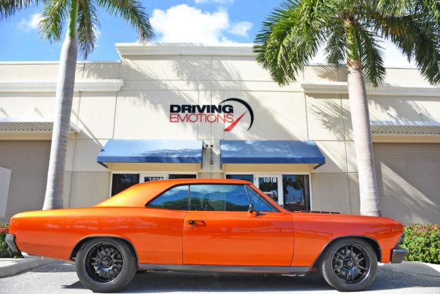 1966 chevy chevelle resto mod custom paint big block 502 for West palm beach motor vehicle registration