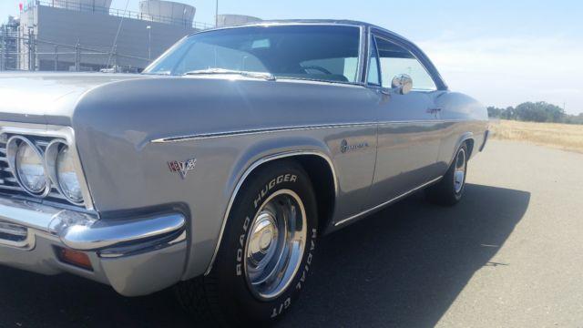 1966 impala 2 door