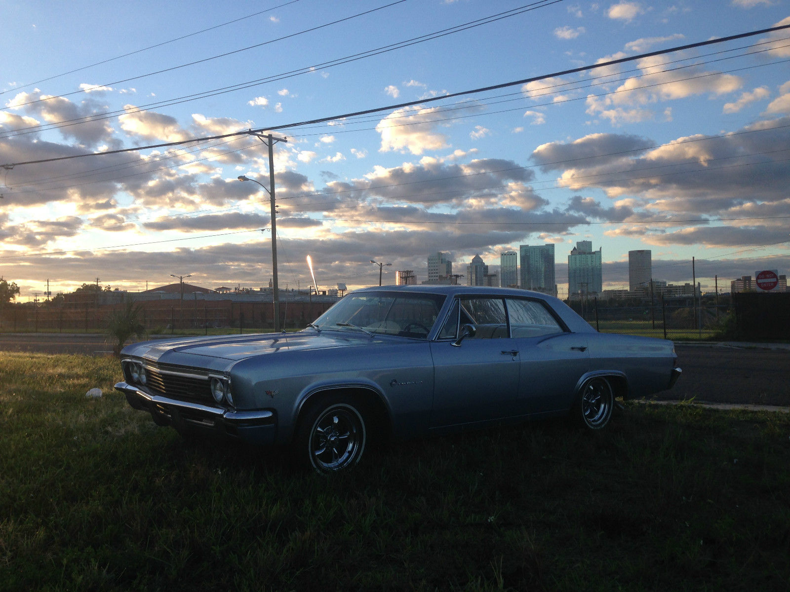 1966 Chevy Impala 4 Door Hardtop For Sale In Tampa Florida United 2 States