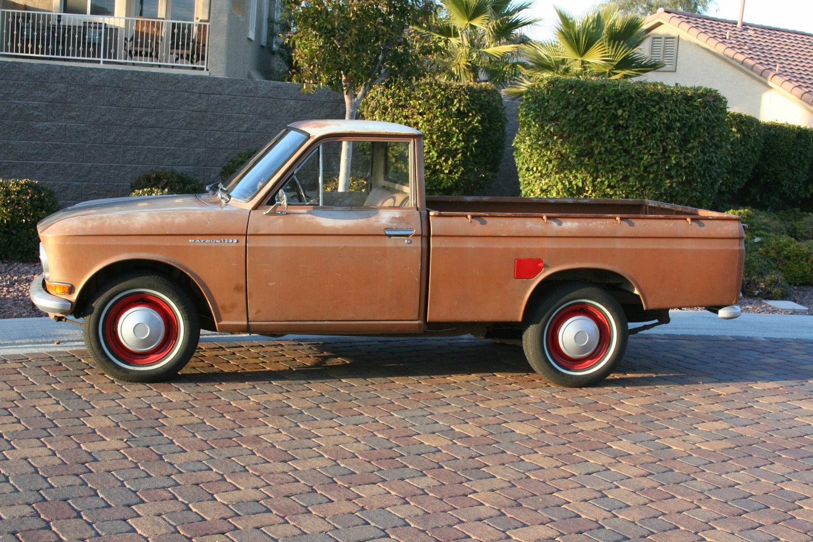 1966 Datsun pickup 520 earlier than 521 510 411 truck mini ...