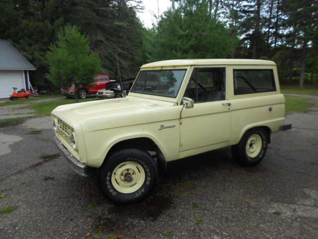 1966 ford bronco bronco includes half cab. Black Bedroom Furniture Sets. Home Design Ideas