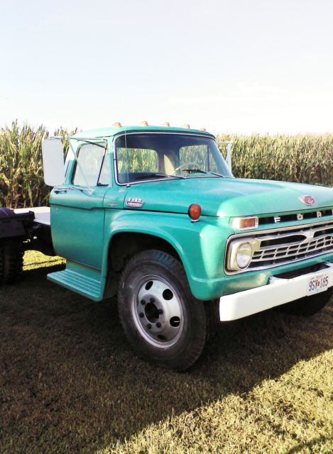Ford F650 Pickup For Sale >> 1966 FORD F600 Pickup Truck