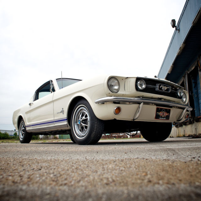 1966 Ford Mustang Fastback 2+2,Fully Restored And Very