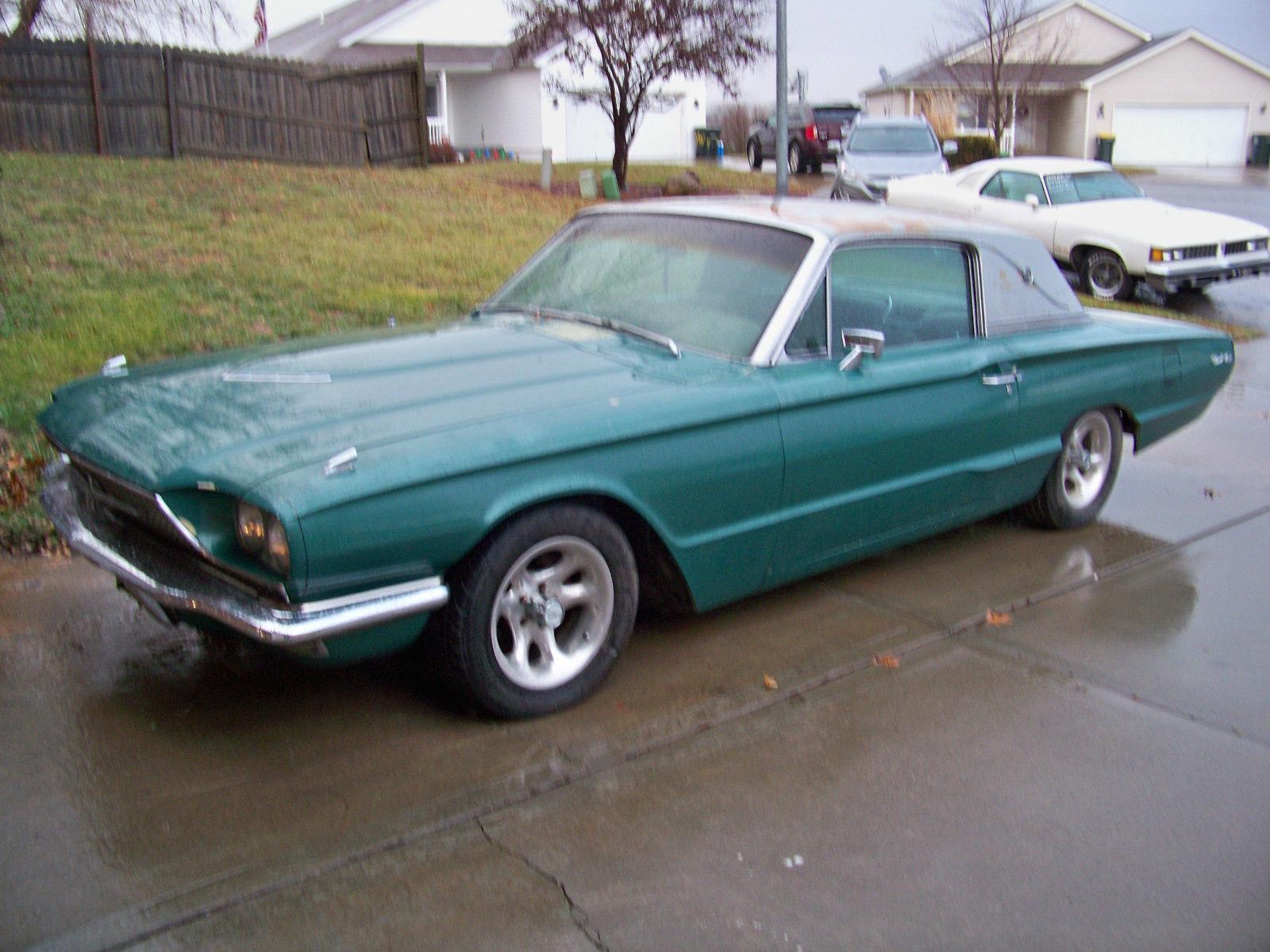 1966 Ford Thunderbird Landau Roof 390cu In