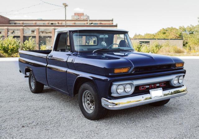 1966 GMC C10 Fleetside Pickup truck
