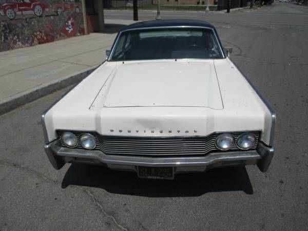 1966 Lincoln Continental 4door Auto 462ci San Bernardino Ca For