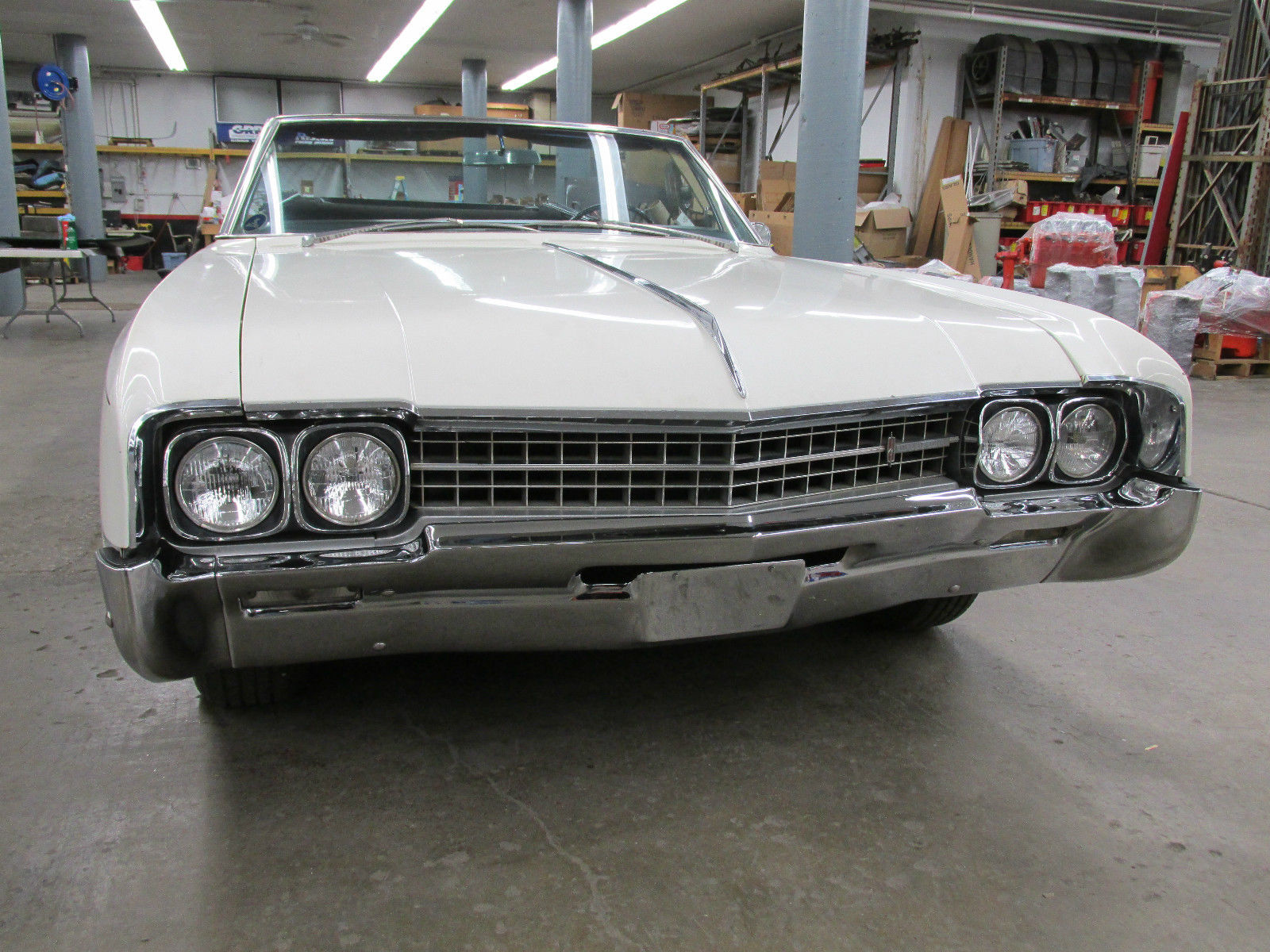 Oldsmobile Ninety Eight Convertible Olds Super Rocket Loaded on 1966 Olds Ninety Eight