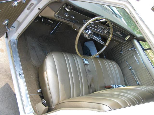 1966 Pontiac Star Chief Executive 77K Miles