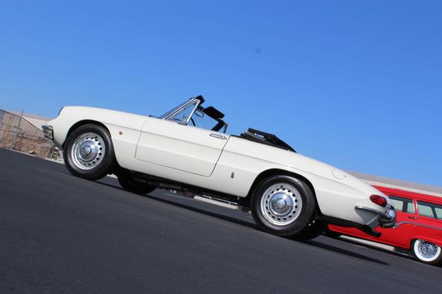 Alfa Romeo Duetto Boat Tail Round Tail Spider Restored Beautful - 1967 alfa romeo duetto spider for sale