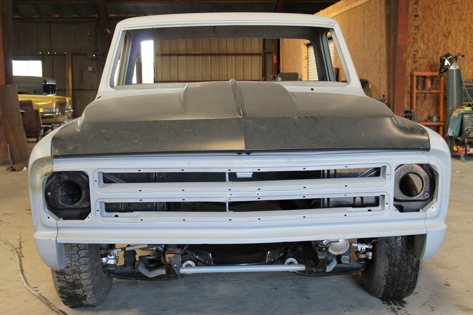 1967 c10 swb project chevy pickup for sale in New Iberia ...